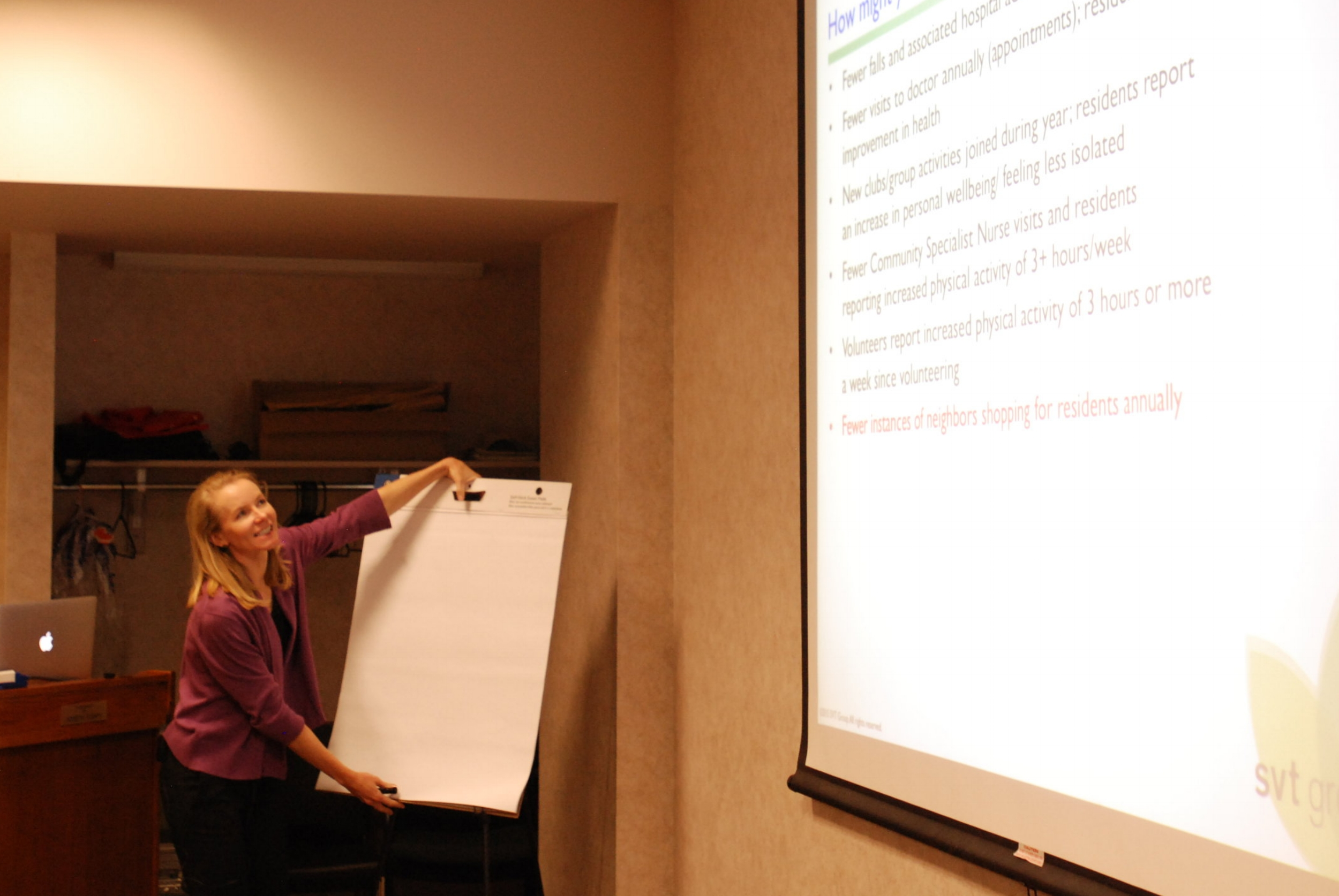 SVT - Roadmap, Impact Measurement, Impact Management