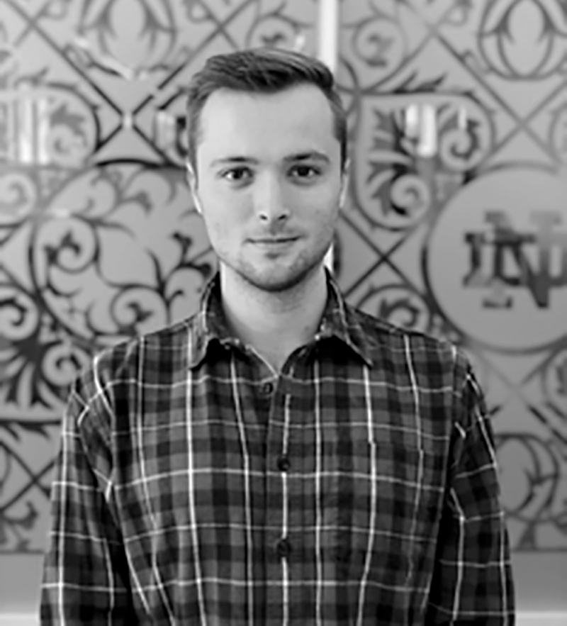 Tom Garvey   Tom is an Environmental Science major at the University of Notre Dame. Based out of San Francisco for the summer, he is currently creating content to drive SEO performance and help build momentum for The Conception Forum as an intern with SVT Group.