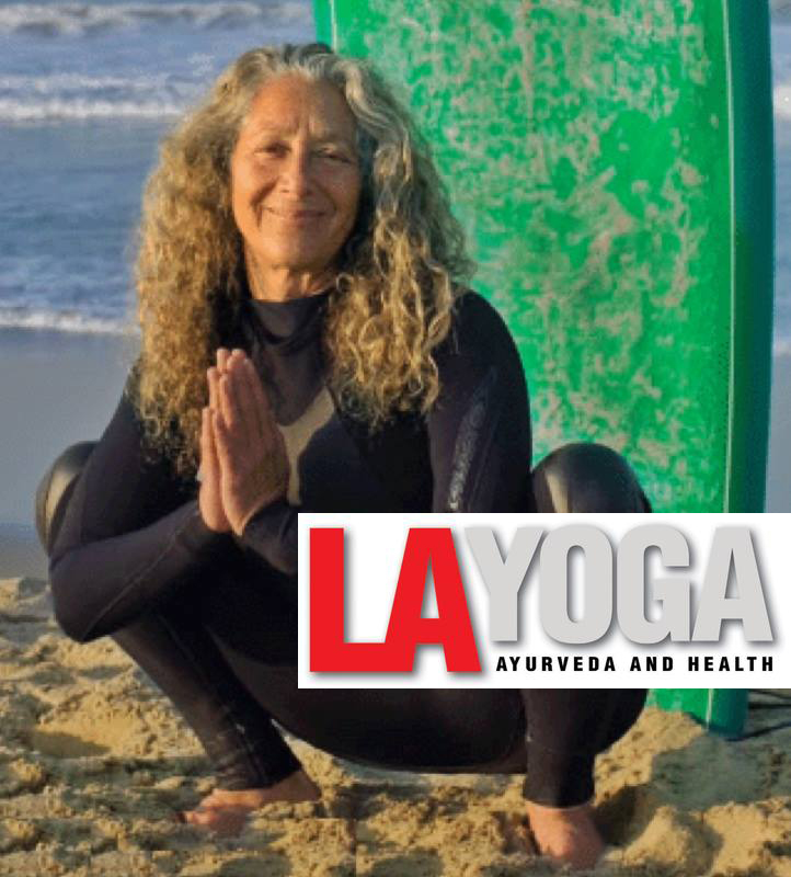 LA YOGA  - Warning! Sitting may be hazardous to your health! Reclaim your squatter's rights, join the squatting movement!