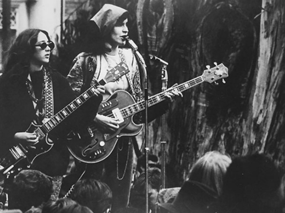 Waller Street Blues: An Interview With Denise Kaufman Of The Ace Of Cups - This Hoodline article first appeared in print in August Nation, a San Francisco magazine by August Bernadicou that features local artists. Denise recounts what life was like in the city in the 1960s.