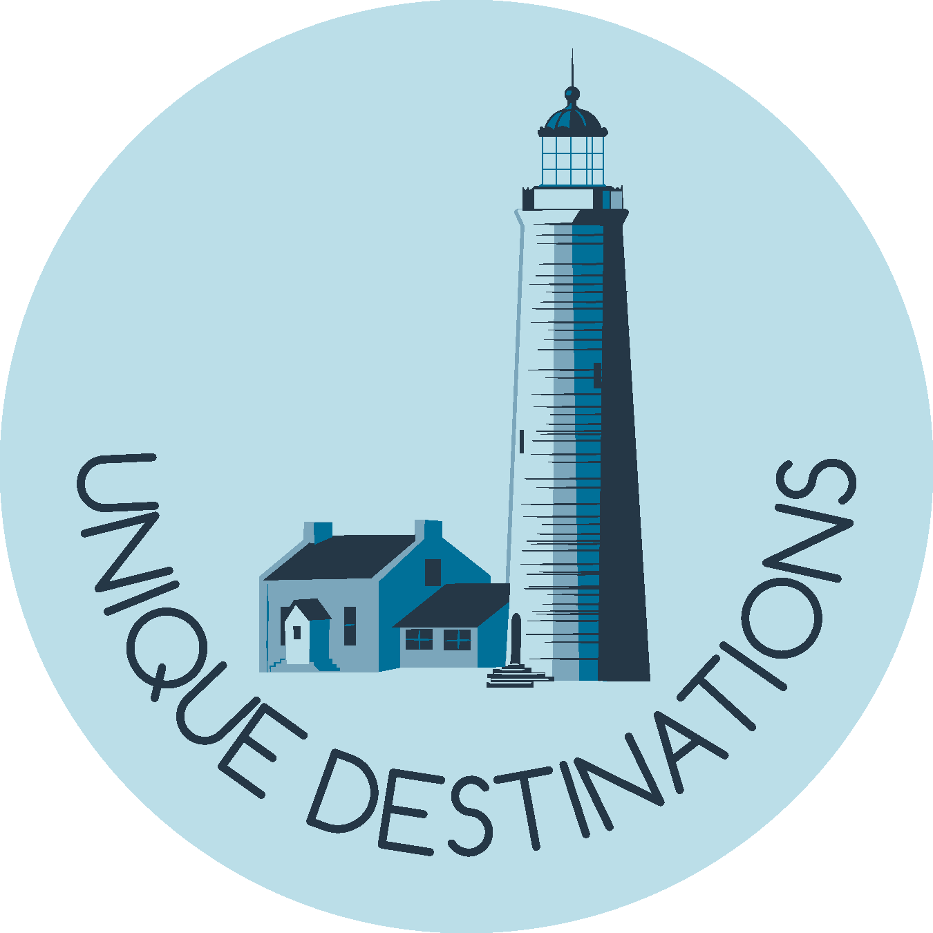 Lighthouse Rocks Unique Destinations