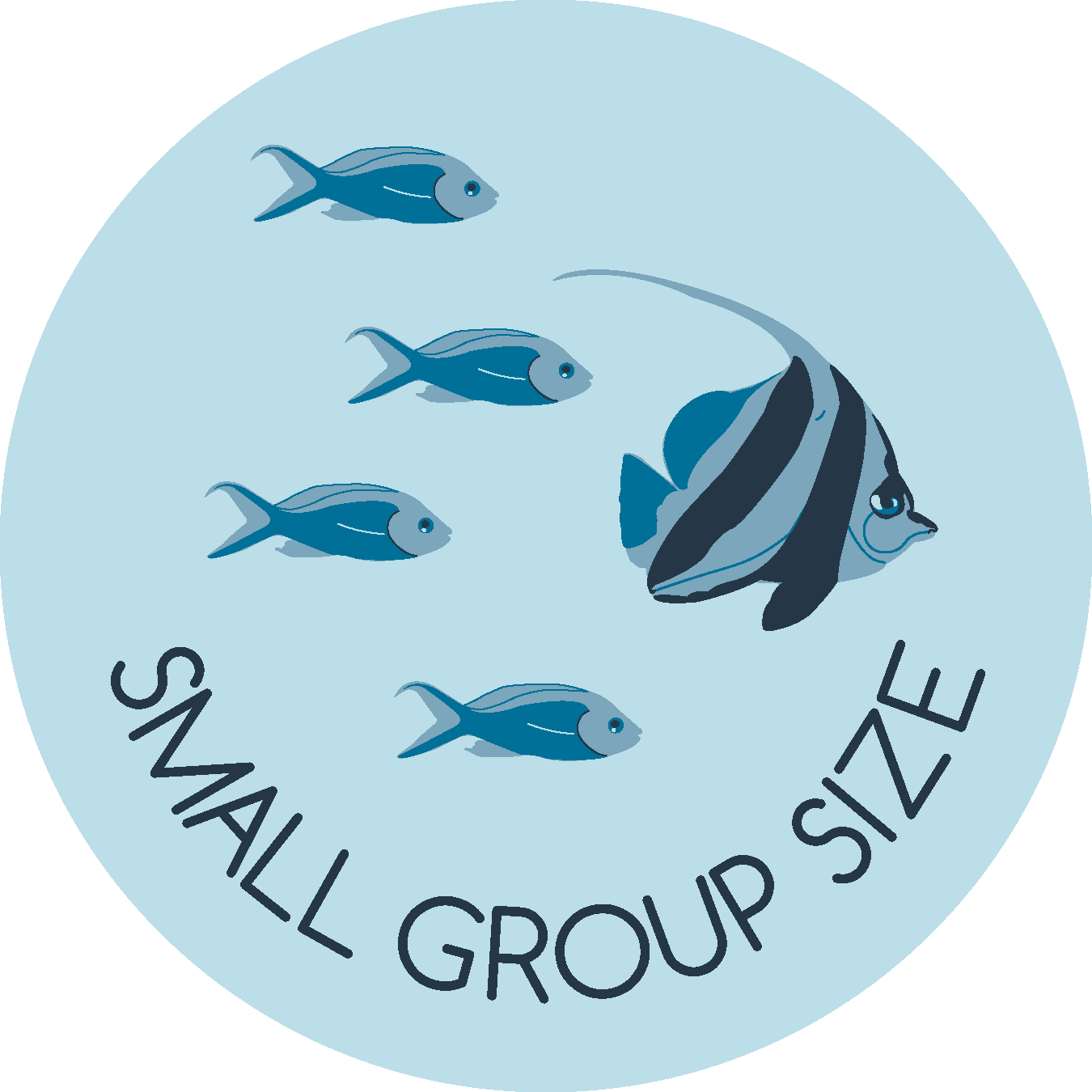 National Park Small Group Size