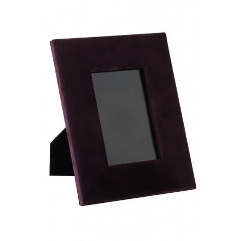 Velvet photo frame purple.jpg