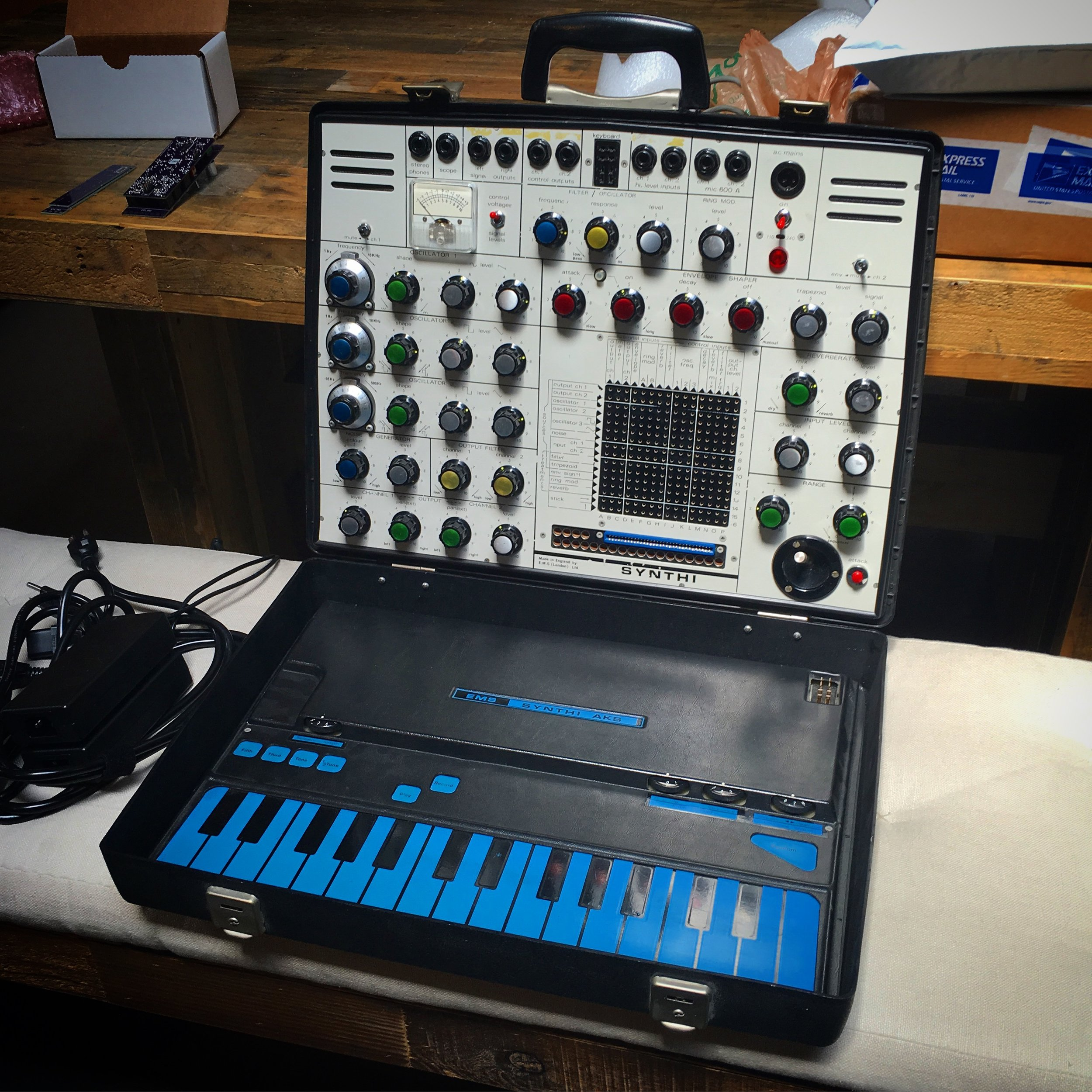 The EMS Synthi