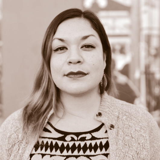 Lexx Valdez, Xicana Graphic Designer,  Umber  Contributor