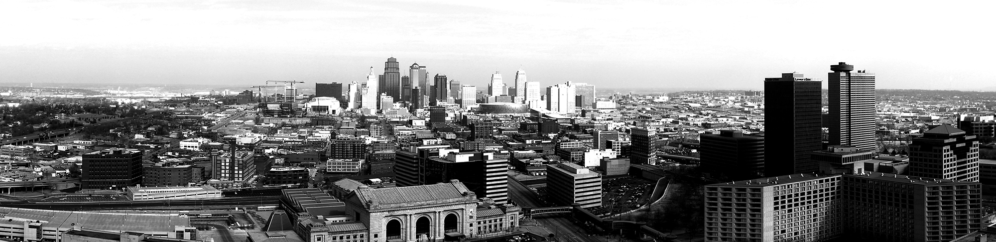 Downtown Kansas City, Missouri