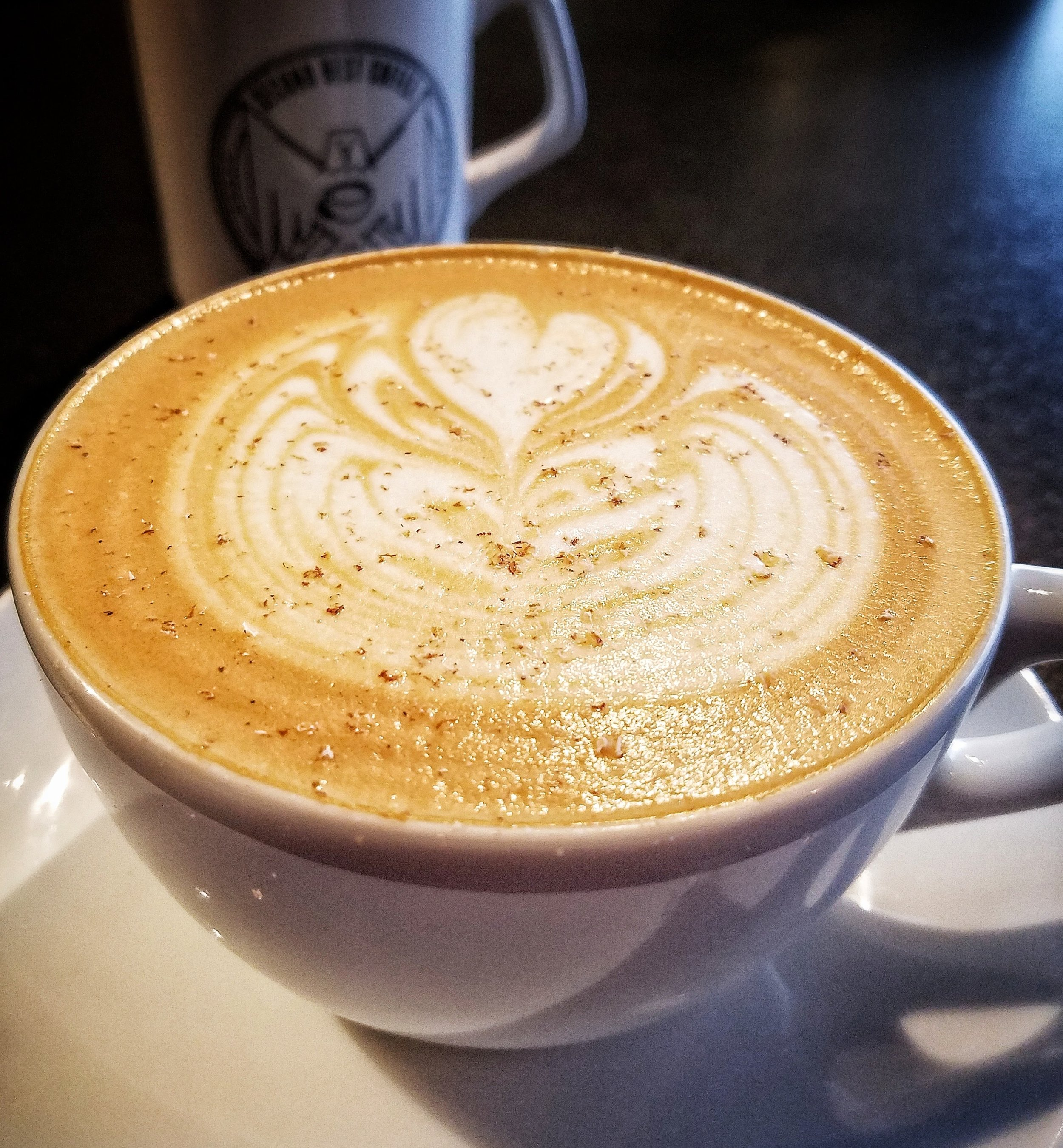 Second Best Coffee. All photos courtesy of KC Local Eats.