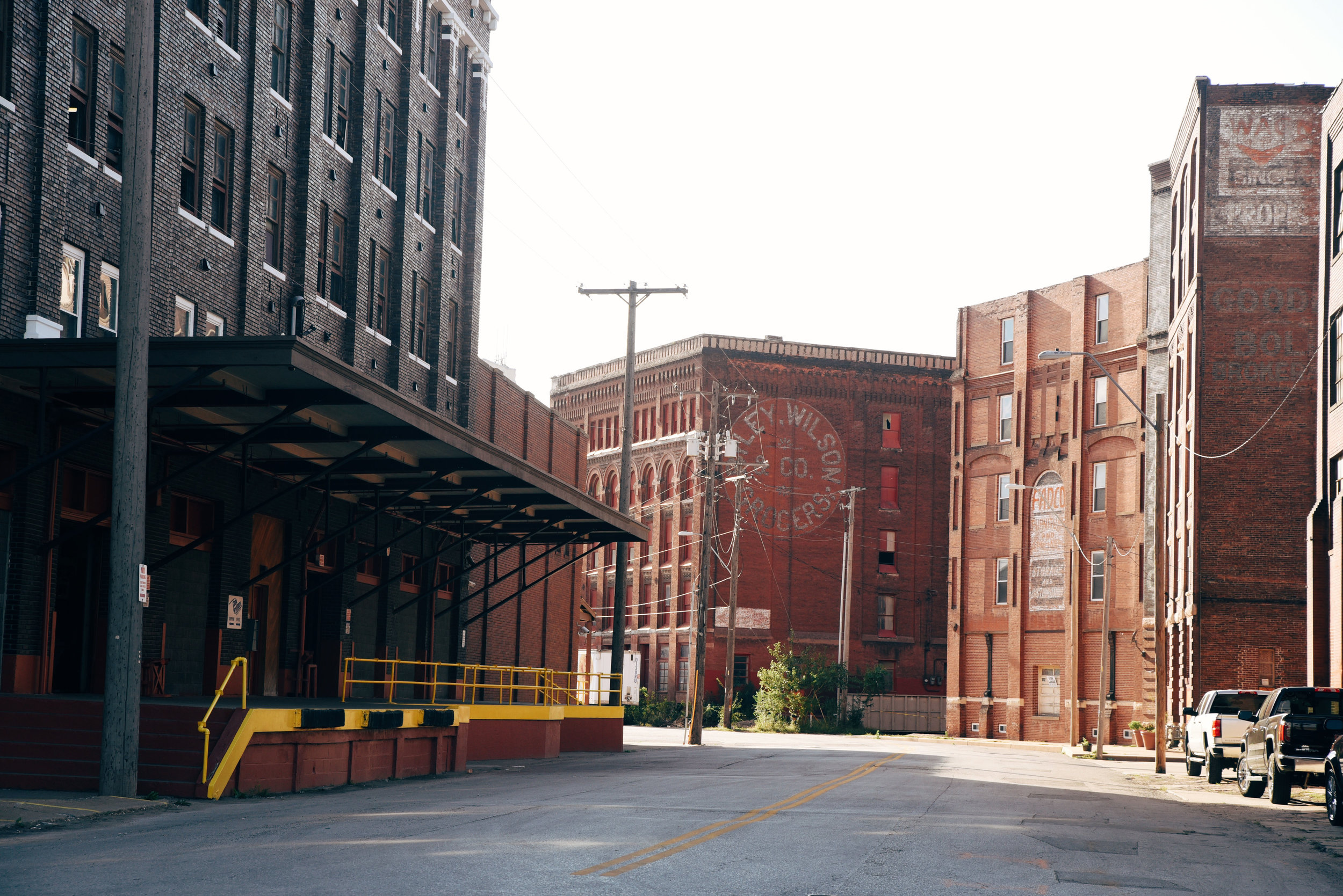 West Bottoms. All photos by Anna Petrow