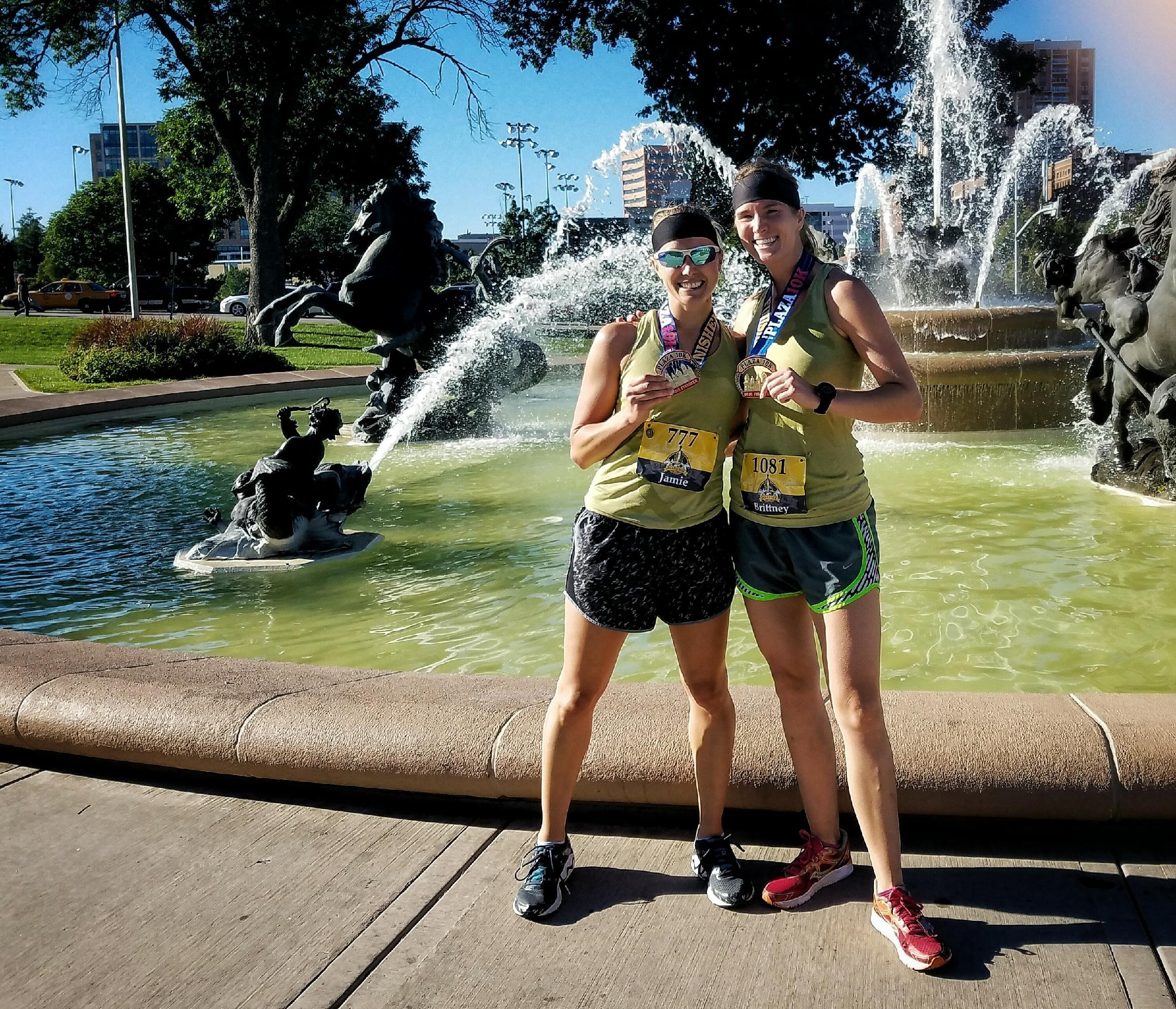 Plaza 10K. Photo by KC Local Eats