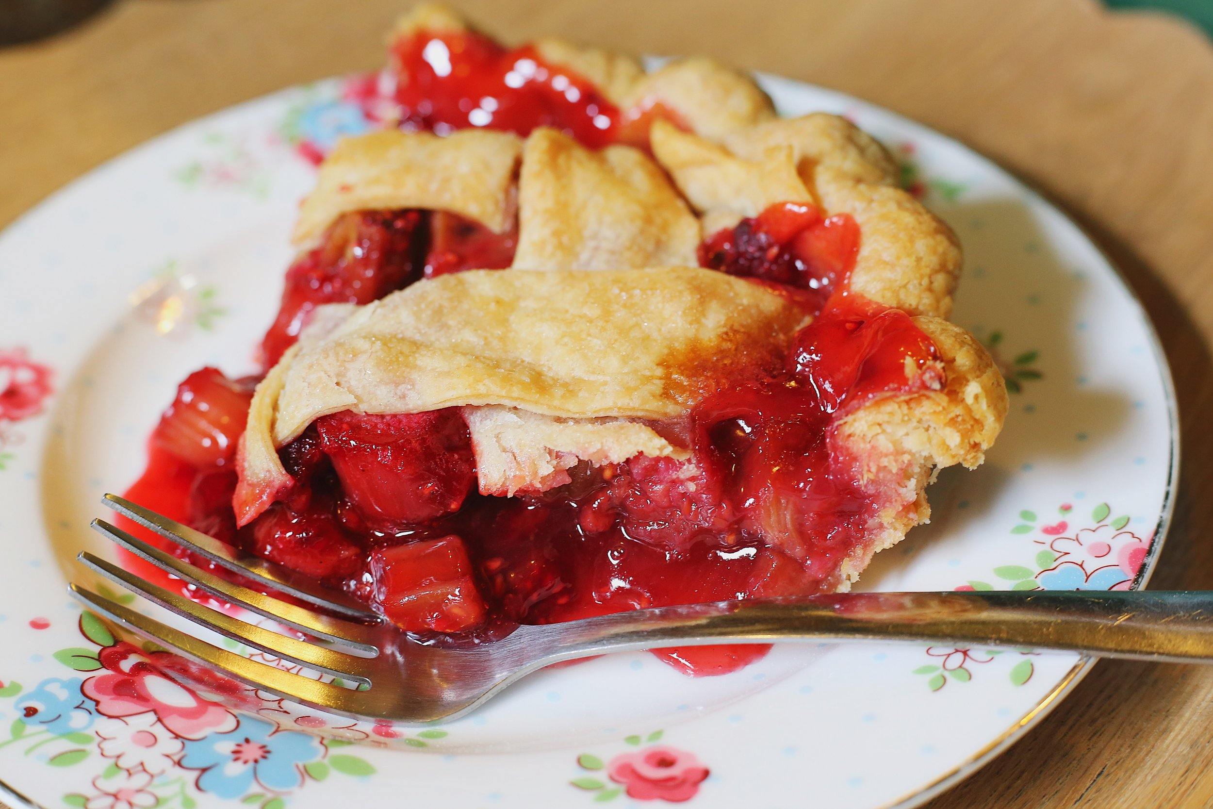 Ashleigh's Pies.