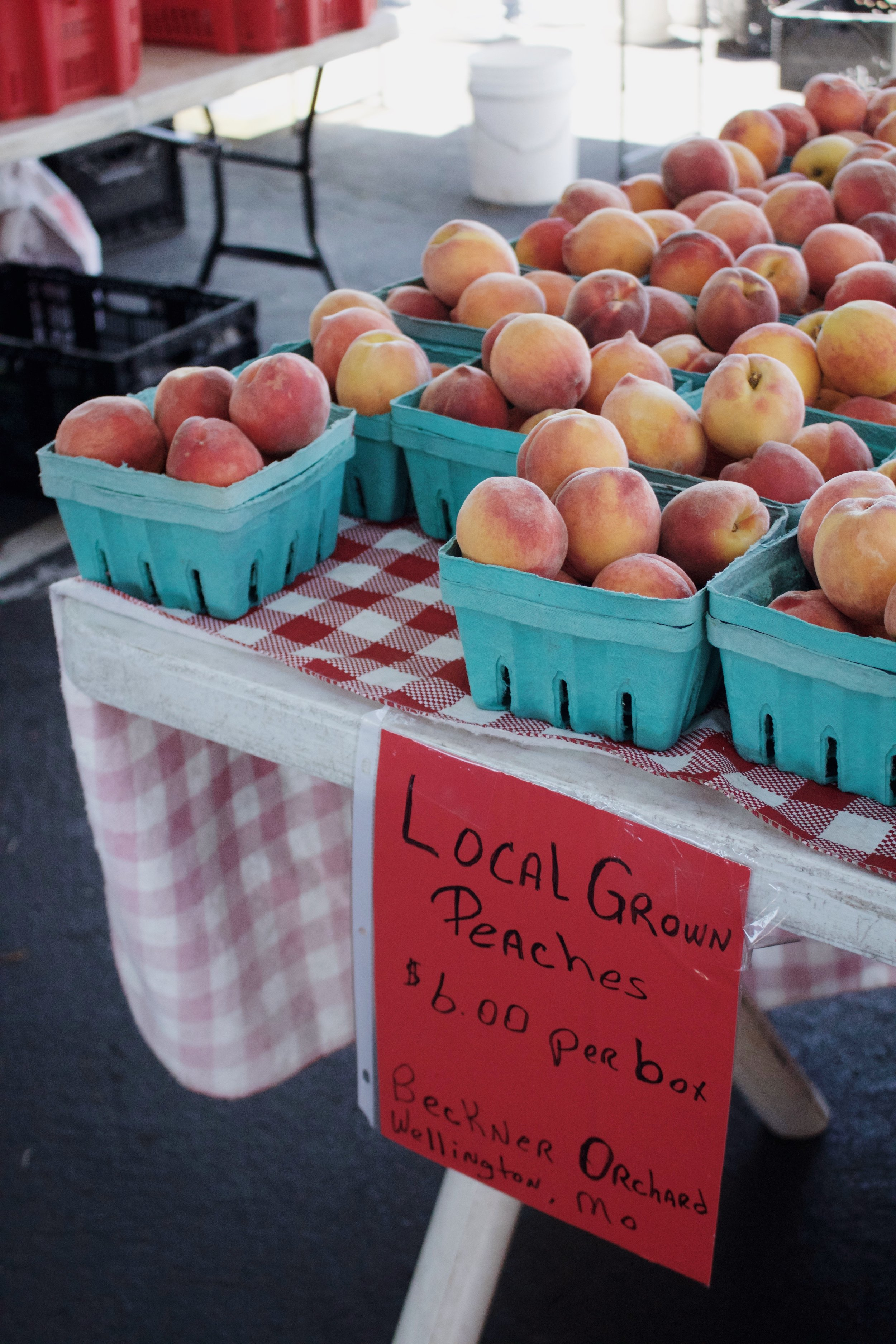 Farmer's Market. Photos by Annie Dreyer.
