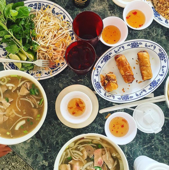 Vietnam Cafe. Photo by @kansascityfoodiefinds