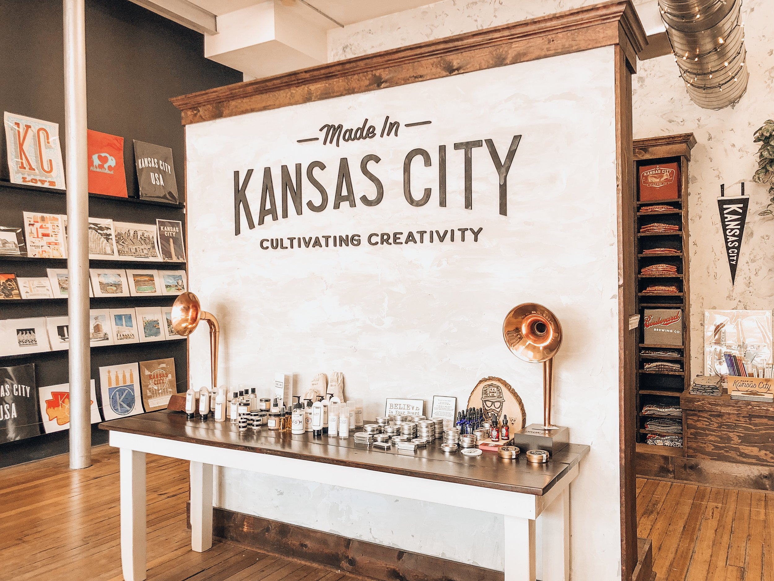 Made in KC Crossroads.
