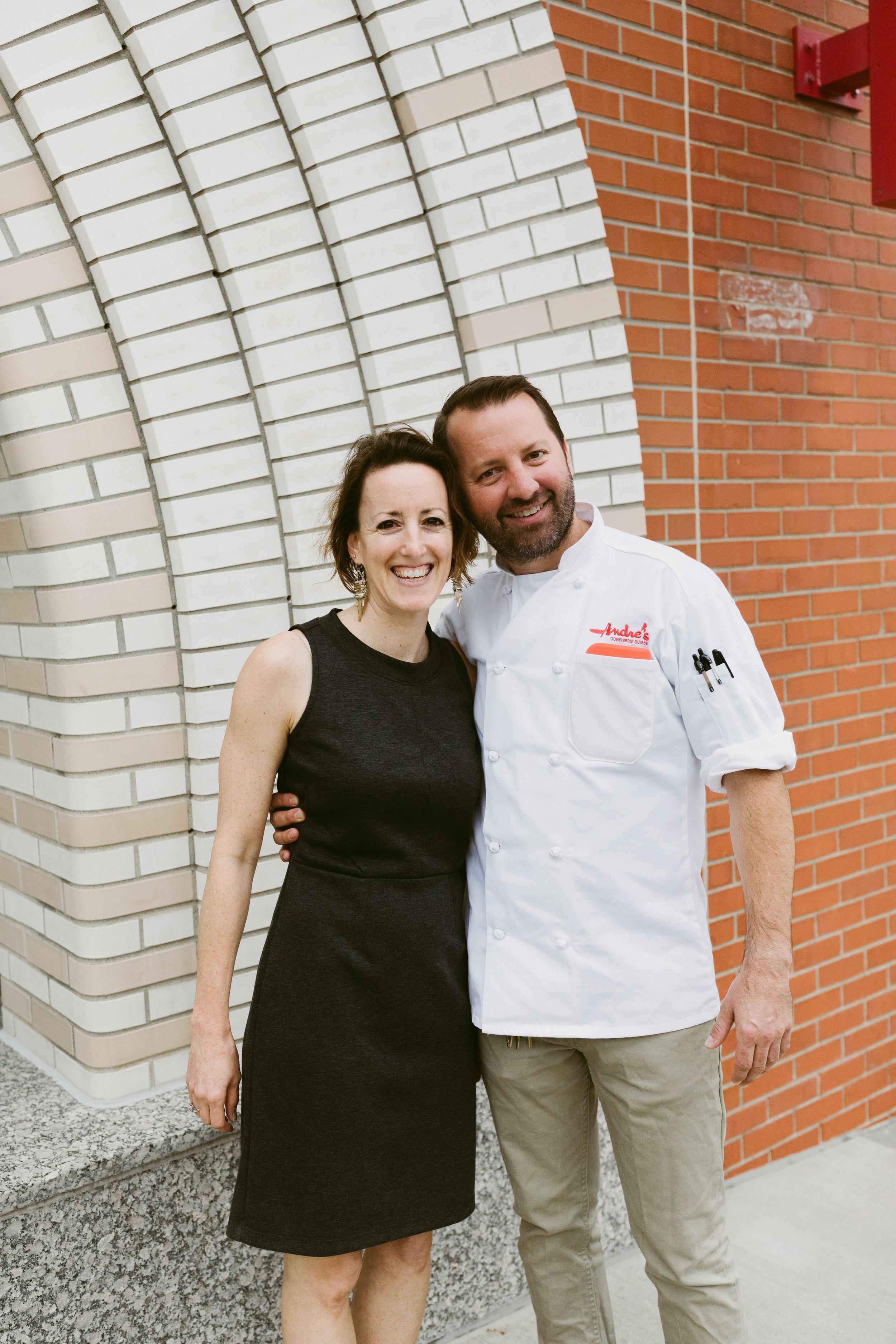 René and Nancy Bollier. All photos by Kaley Kocinski