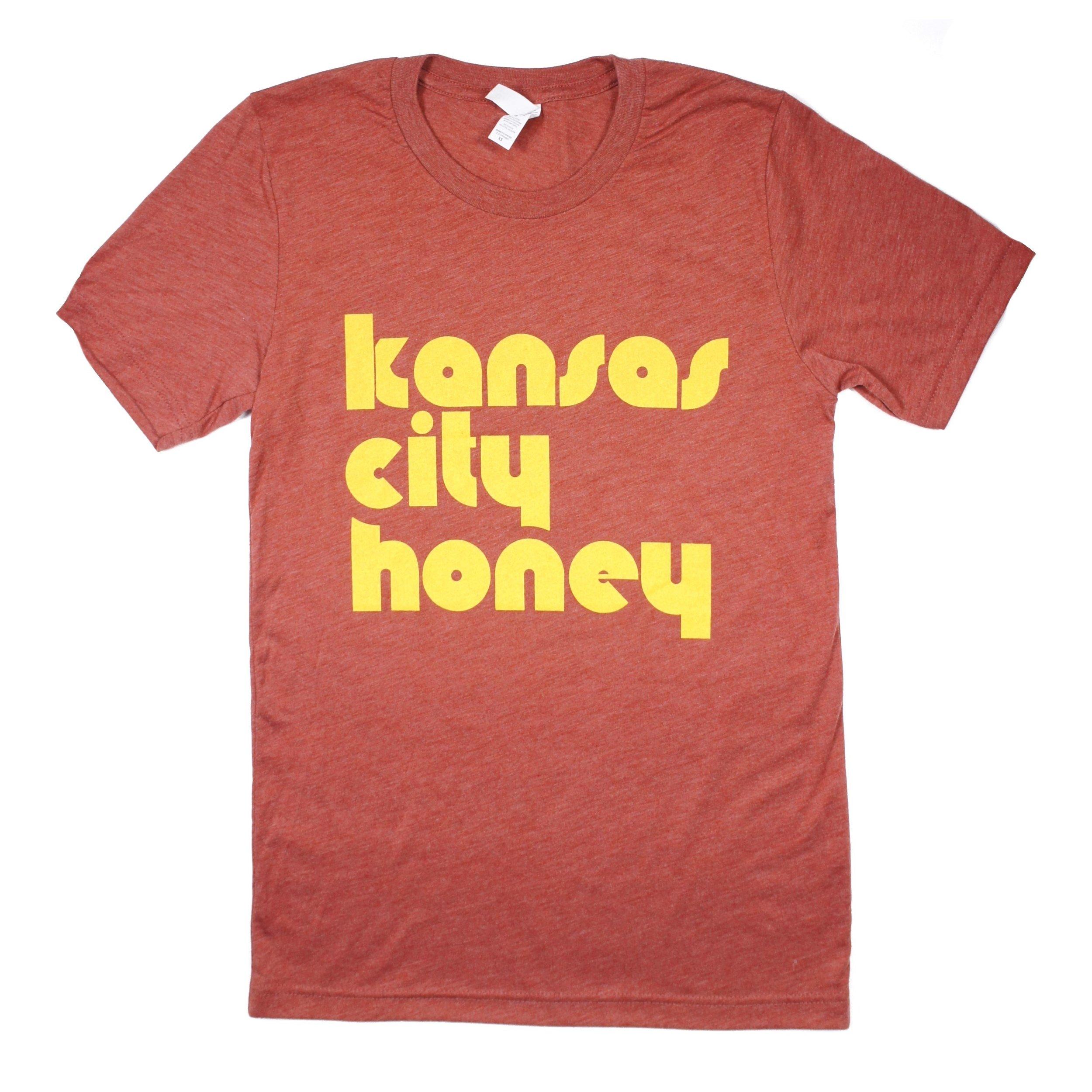 1KC Kansas City Honey Tee