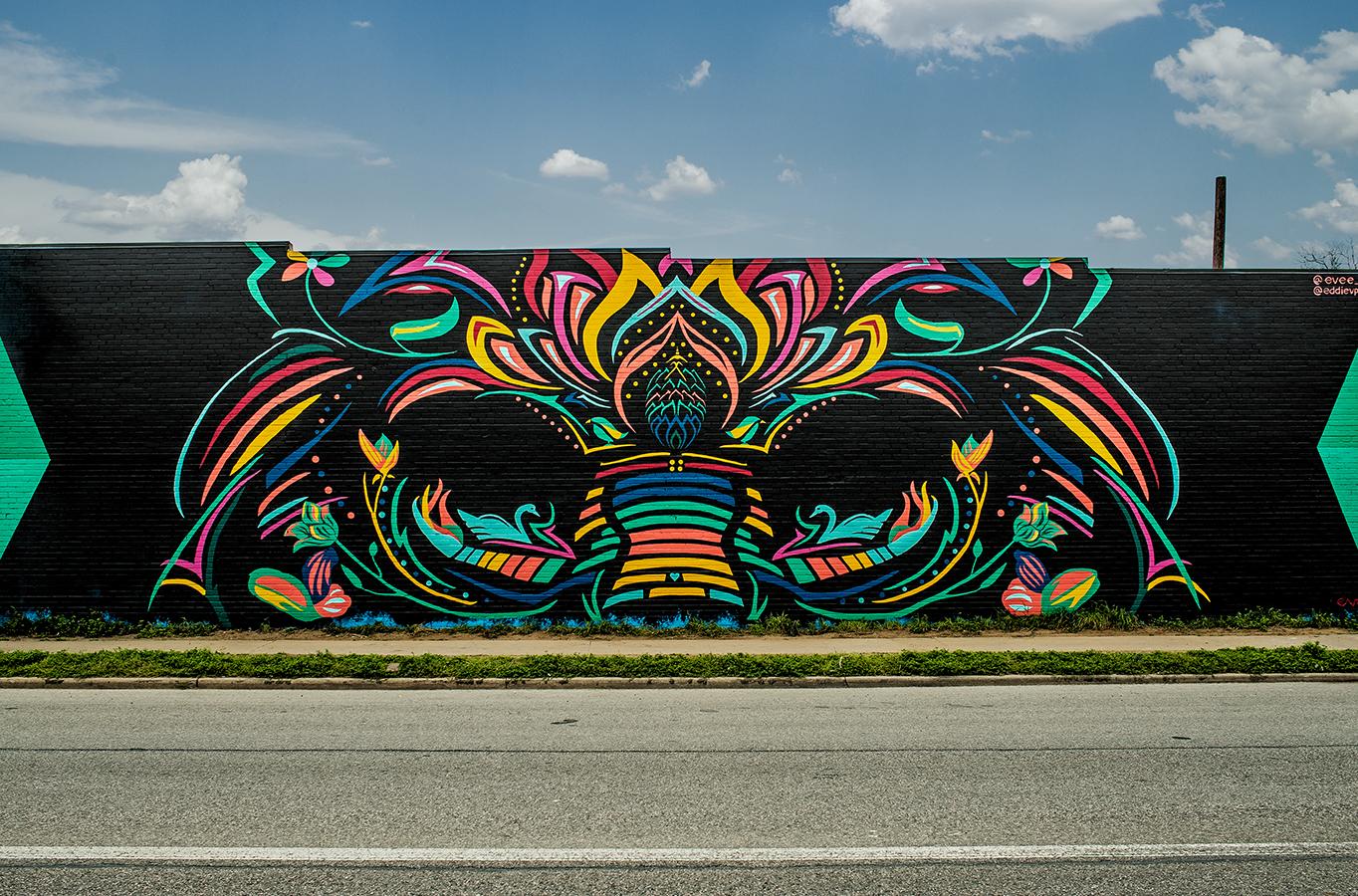 Downtown Austin Texas I-35
