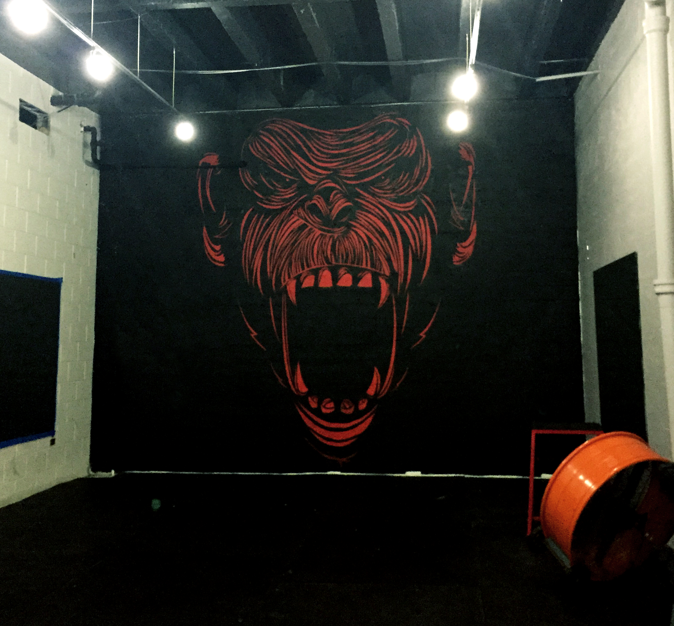 The Training Room - Atlanta, Georgia