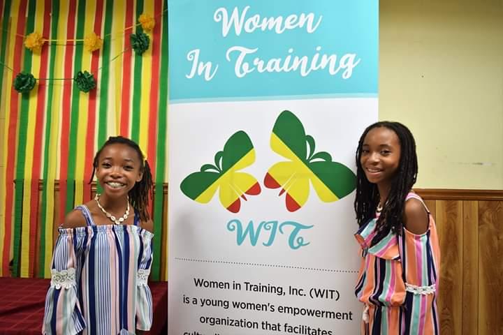 Breanna and Brooke Bennett, creators of Women in Training, Inc. (WIT)