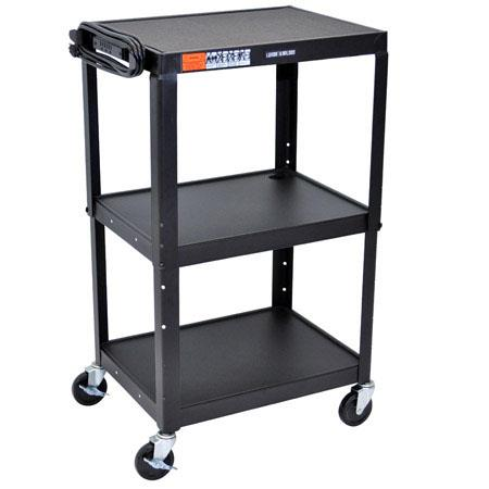 AV Cart with Speaker