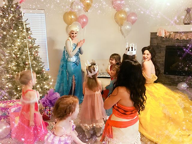 We make dreams come true! Book a Pixie Dust Princess for your favorite one this holiday season.  Your fairytale begins with a coronation ceremony, interactive story time, song and dance, keepsake craft, games, and so much more, our princesses are sure to delight at your next party or event! (855)PIXIECO Pixiedustco.com #colorado #coloradosprings #coloradoevents #princessparty #partyprincess #cosplay #cosplayer #birthday #events #eventsplanner #elsa #belle #holiday #holidayevents #coloradolife #coloradogram