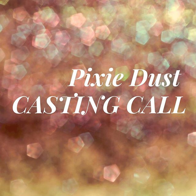 """WE'RE HIRING! Do you sometimes believe as many as 6 impossible things before breakfast?  Have you dreamed of being a hero and making a difference?  Pixie Dust is now casting male and female performers  Must be 18+ Preferred acting/singing background (or interest and ability in pursuing acting)  Submit resume, headshot & brief letter to Pixiedustproductionsco@gmail.com  for consideration.  People world wide have been enchanted by and found solace in  fairytales and stories of heroism. This is not only an acting job, you're not just dressing up as a princess or hero, this is a job to instill hope and magic. If you'd like to create happiness and inspire hope please submit a brief letter telling our company how you would like to be a part of this world! """"It's what we storytellers do, we restore hope with imagination, we instill hope again and again."""" -Walt Disney  #colorado #coloradosprings #coloradoevents #coloradoactivities #coloradoactors #actors #performers #cosprings #coloradomom"""