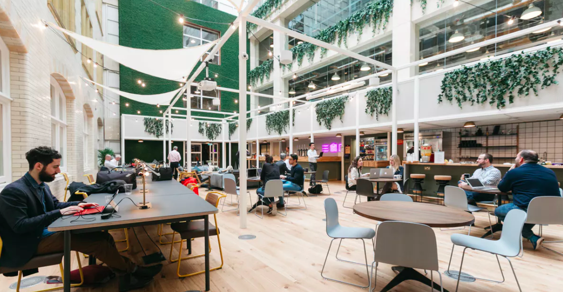 Image from WeWork Waterhouse Square