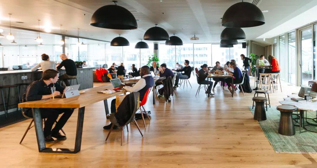 Image from WeWork Moorgate
