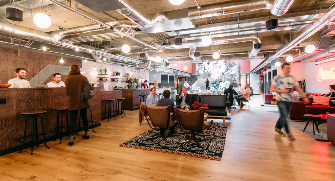 Image from WeWork Old Street