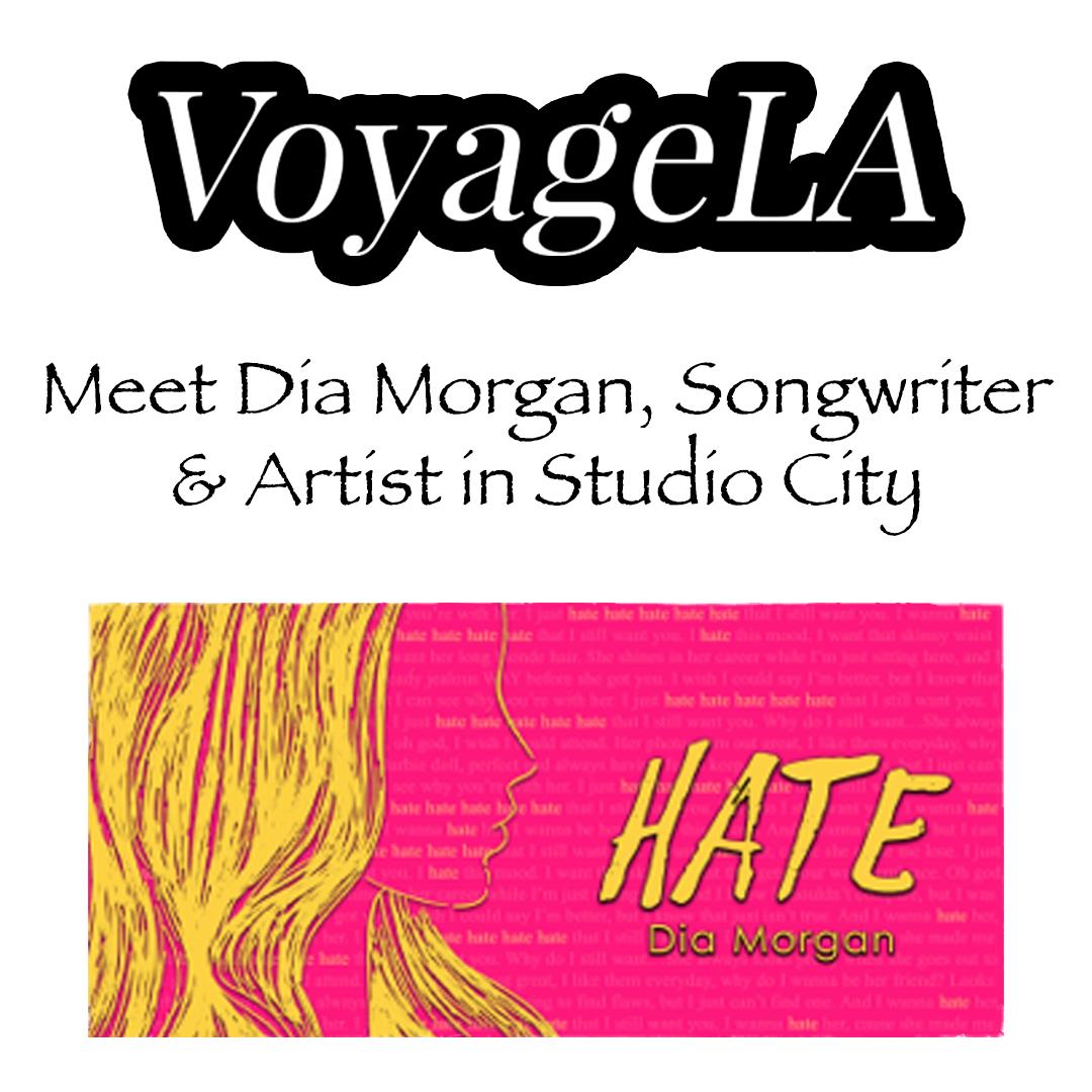 Voyage LA Dia Morgan interview