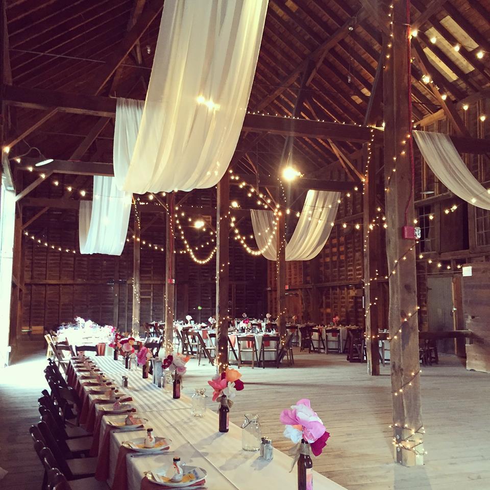 The Shaker Barn