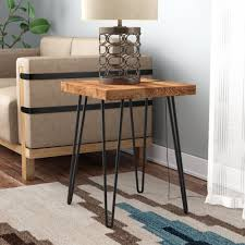 Old Elmwood End Tables