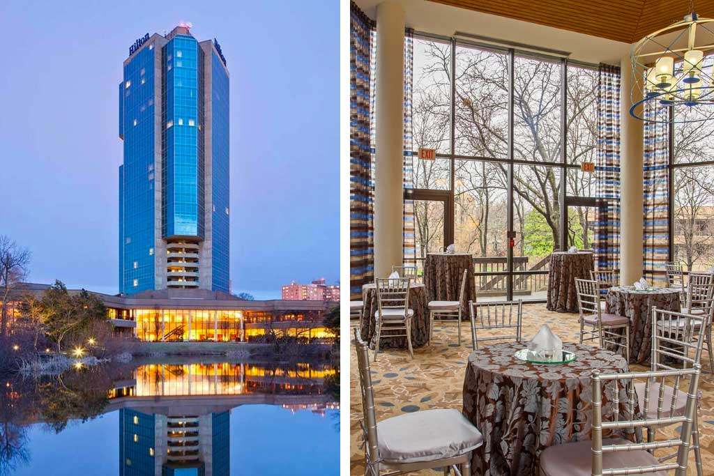 Alexandria Hilton - Alexandria, VA • 496 Keys • Hospitality • Acquired 2005 • Sold 2011