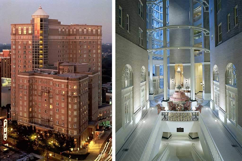 Georgian Terrace - Atlanta, GA • 326 Keys • Hospitality • Acquired 1999 • Sold 2005