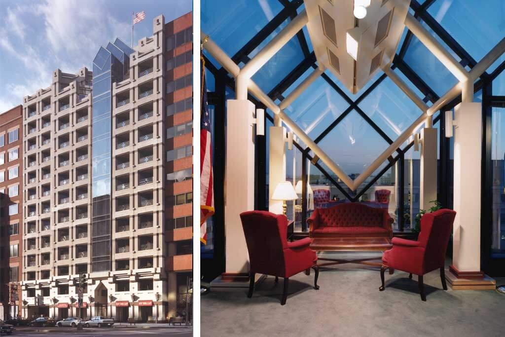 1425 New York - Washington, D.C. • 276,797 SF • Office • Acquired 2000 • Sold 2005