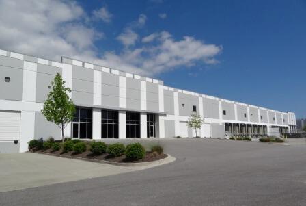 Charleston Regional Business Center - Charleston, SC • 1,093,000 SF • Industrial • Acquired 2006 • Sold 2016