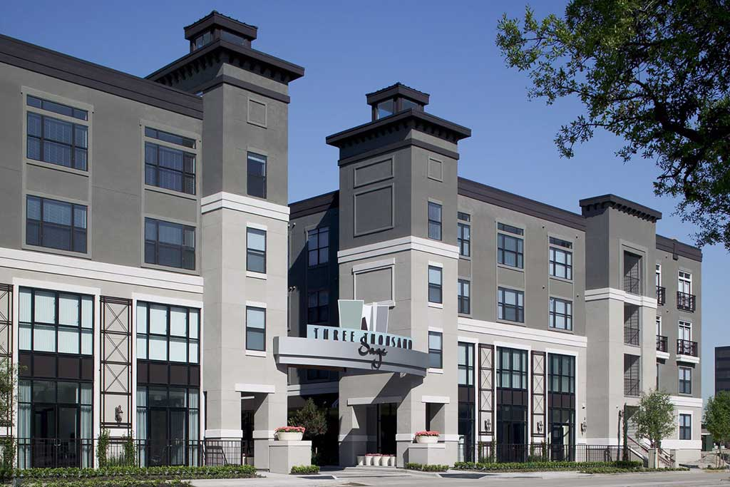 3000 Sage - Houston, TX • 324 Units • Residential • Acquired 2002 • Sold 2005