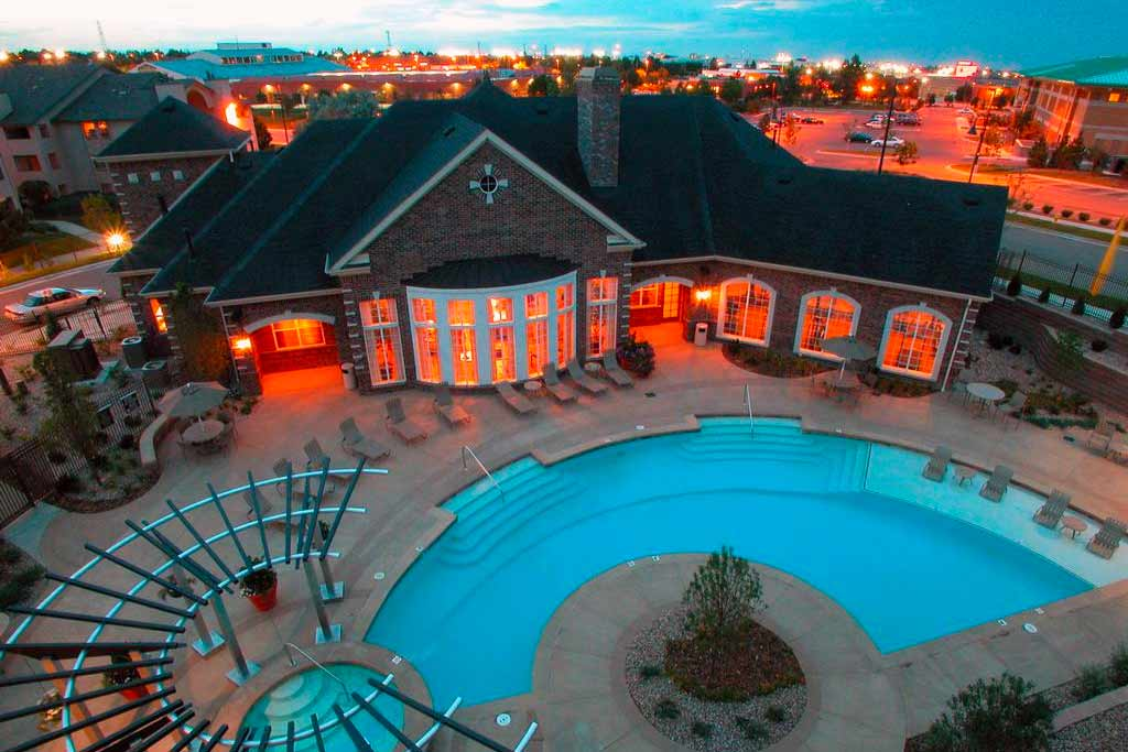 Retreat at City Center - Denver, CO • 225 Units • Residential • Acquired 2002 • Sold 2010