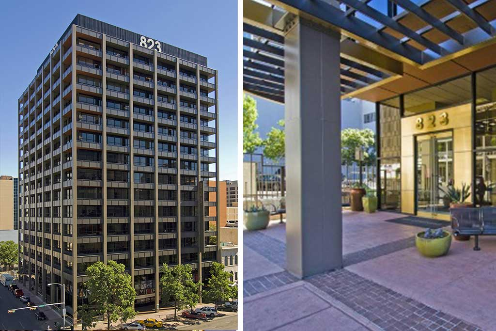 823 Congress - Austin, TX • 181,381 SF • Office • Acquired 2006 • Sold 2014