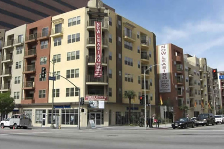 Gardens at Wilshire - Los Angeles, CS • 159 Units • Residential • Acquired 2004 • Sold 2010