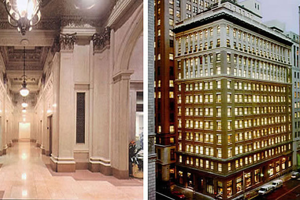 115 Sansome - San Franscisco, CA • 128,056 SF • Office • Acquired 1998 • Sold 2000