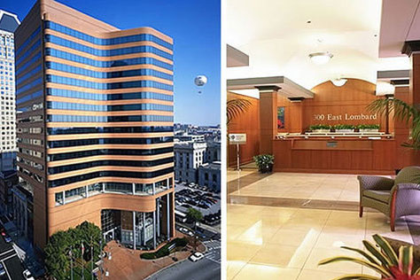 300 Lombard - Baltimore, MD • 239,339 SF • Office • Acquired 1999 • Sold 2004