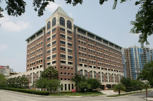 Two Harbour Place - Tampa, FL • 179,891 SF • Office • Acquired 2007 • Sold 2013