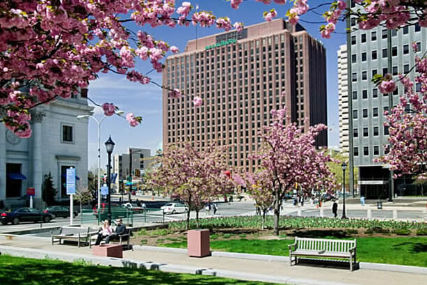 Three Parkway - Philadelphia, PA • 561,352 SF • Office • Acquired 2001 • Sold 2006