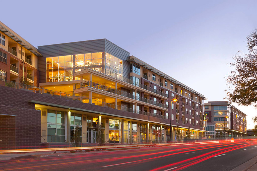 2785 SPeer - Denver, CO • 332 Units • Residential • Acquired 2013 • Sold 2017