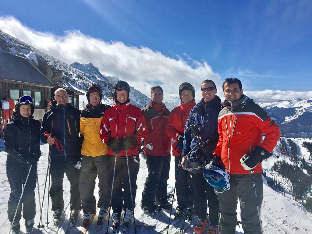 Partners Ski Trip –Telluride
