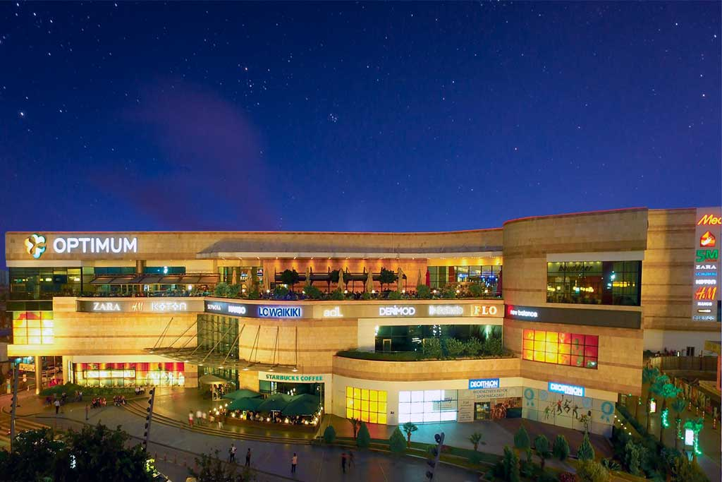 ADANA OPTIMUM SHOPPING CENTER - Adana, Turkey • 68,000 sqm • Retail • Acquired 2007 • Sold 2017
