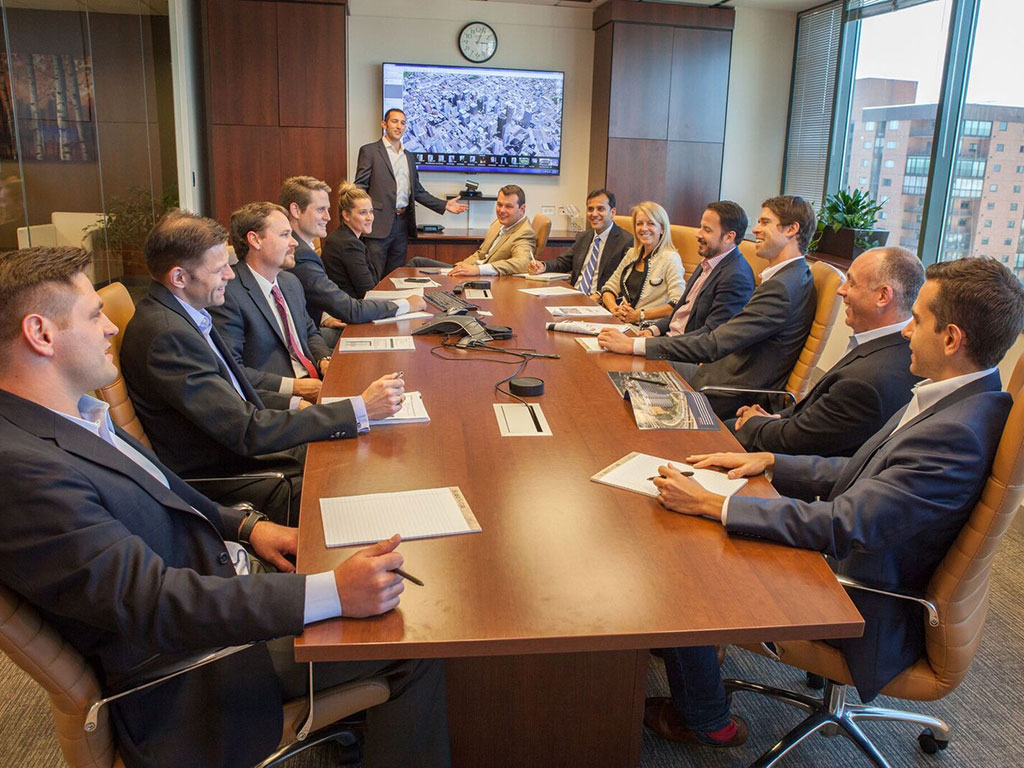 Investment Committee Meeting – Denver