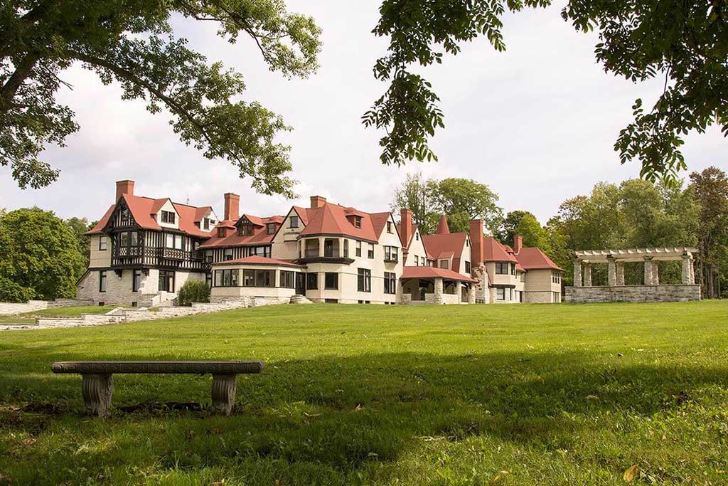 ELM COURT - Lenox, MA • 12 rooms • Hospitality • Acquired 2012