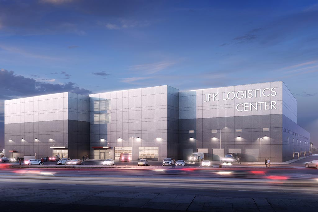 JFK LOgistics Center - New York, NY • 235,234 sq. ft. • Industrial • Acquired 2019