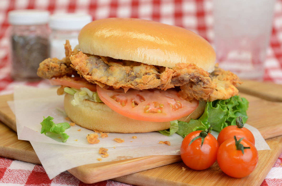 Steak Sandwich Supreme